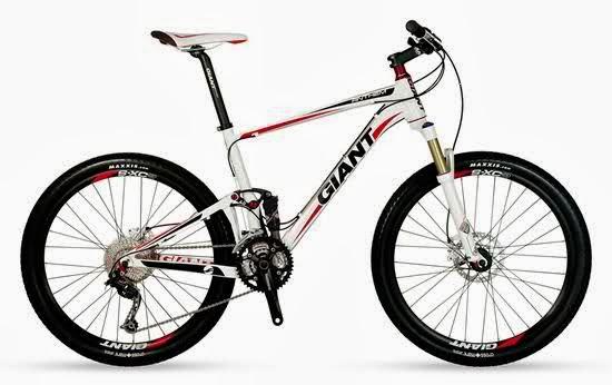 Harga Sepeda United Mosso Giant Terbaru 2014