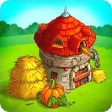 Games Magic Country: Fairy City Farm App