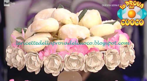 Prova del cuoco - Ingredienti e procedimento della ricetta Zuccherini di vernio di Luisanna Messeri