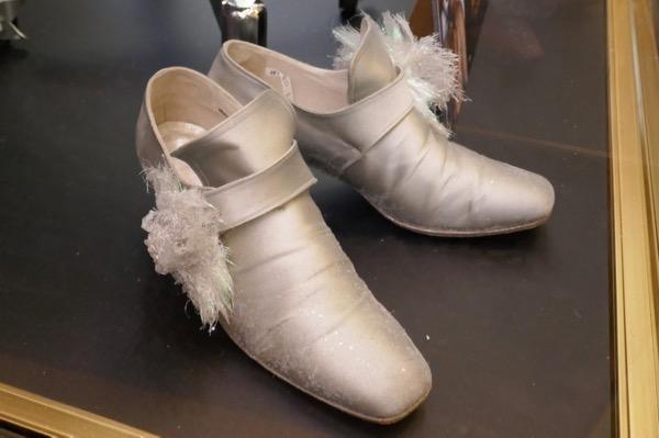 Nutcracker Four Realms Shiver shoes