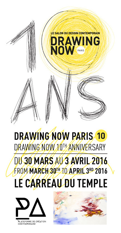 Domestication vs pleine lune drawing now paris le salon du dessin contemporain - Salon dessin contemporain ...