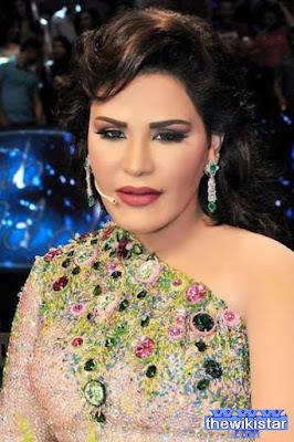 احلام (Ahlam)، مغنية إماراتية