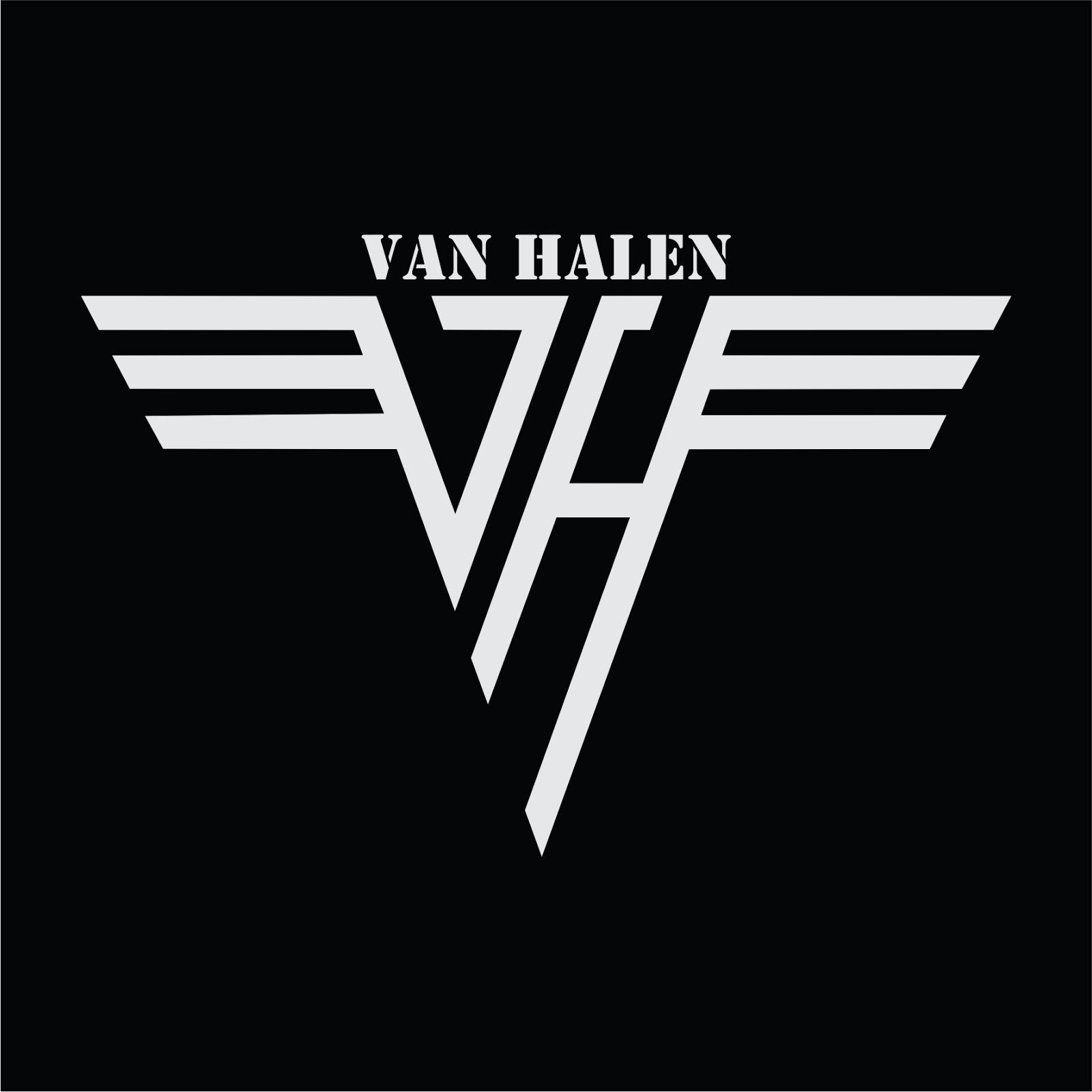 Van Halena Logo Free Download Vector CDR, AI, EPS and PNG Formats