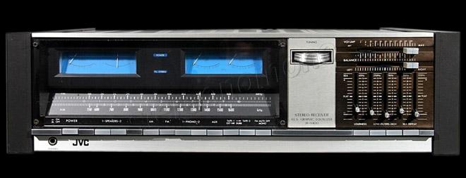 Hi Fi Compendium: JVC JR-S400 Receiver