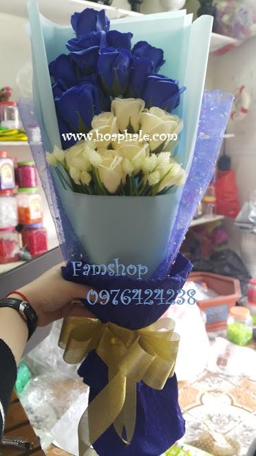 Hoa hong sap thom vinh cuu o Nhat Nam