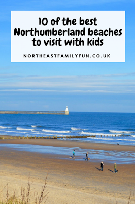 10 of the best Northumberland beaches to visit with kids
