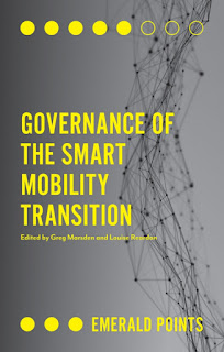 Image: Governance of the Smart Mobility Transition.