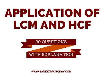 lcm-hcf