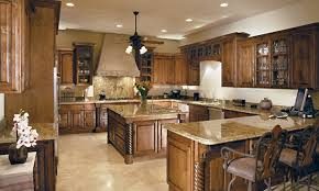Desain Kitchen Set Klasik