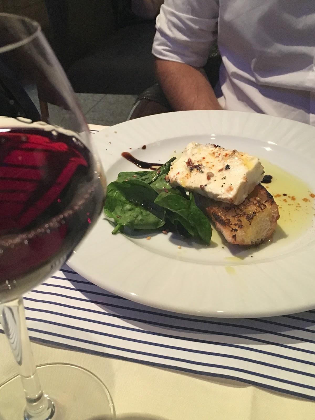Restaurant Croate Paris