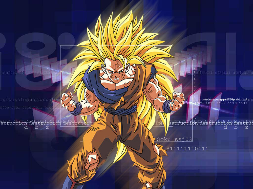 New Hd Wallon Dragon Ball Z Af Wallpapers Goku