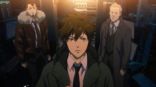 Psycho-Pass 3 Episodio 04