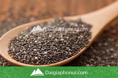 Hạt Chia - Chia Seeds - Dai Gia Pho Nui