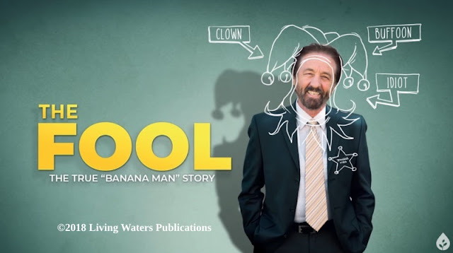 "Ray Comfort has been maligned as the ""Banana Man"", based on atheists editing and misrepresenting him. Find out the truth and more. And be encouraged."