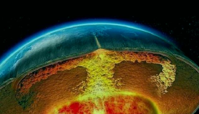 Discovery of two enormous structures deep inside the Earth supports the Hollow Earth hypothesis? Hollow%2Bearth%2Btheory