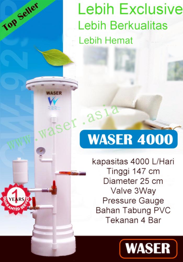 Filter Air Waser 4000