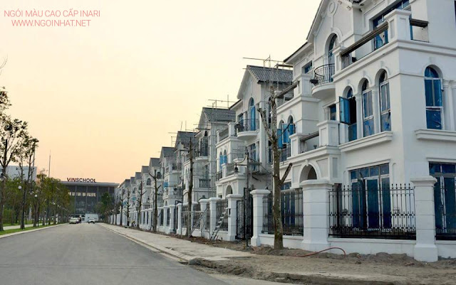 Vinhomes Riverside Long Biên
