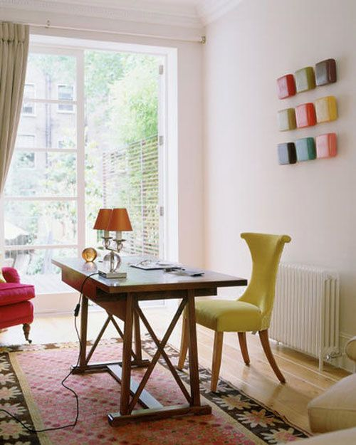 Home Office Decor Ideas: Minimalist Decor For Small Room