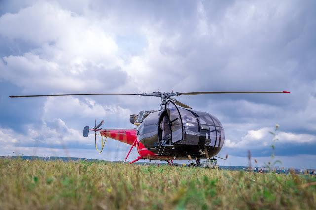 Фоторепортаж с авиашоу в Коротиче 2019 - 21