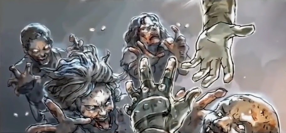 Blacklight Retribution (digital comic)