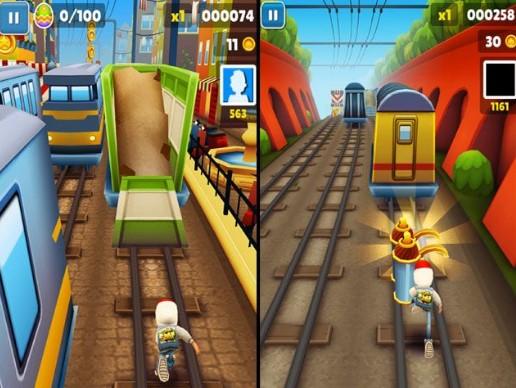 Game Subway Surfers Mod Apk