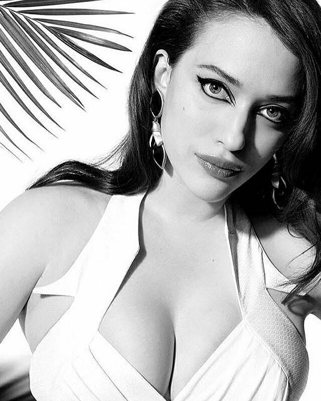 Kat Dennings Looks Hot in a Photoshoot