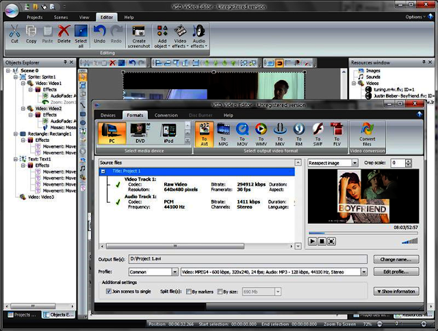4. VSDC Free Video Editor