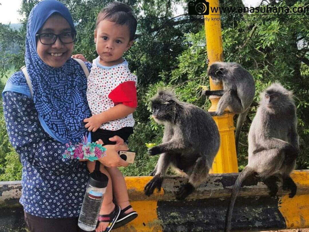 Tempat Menarik di Kuala Selangor : Bukit Malawati