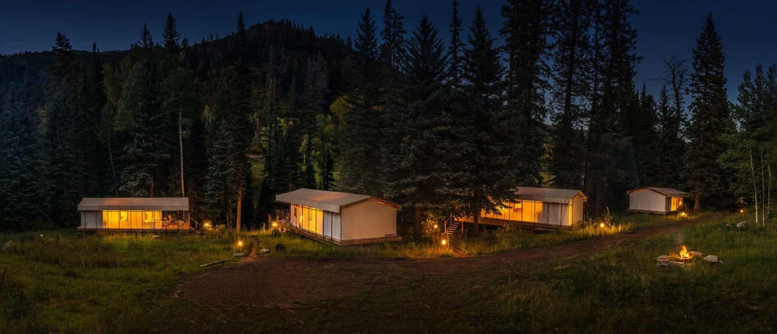 Green Goddess Glamping: How Does Vogue Magazine View Glamping?