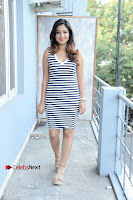Actress Mi Rathod Spicy Stills in Short Dress at Fashion Designer So Ladies Tailor Press Meet .COM 0031.jpg