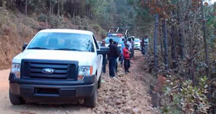Sicarios roban un mdp de Prospera, ejecuta a un policía y deja a seis heridos en Oaxaca