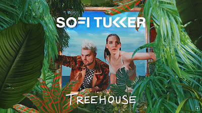 SOFI TUKKER - Baby I'm A Queen (#Official #Lyric #Video) Ultra Music