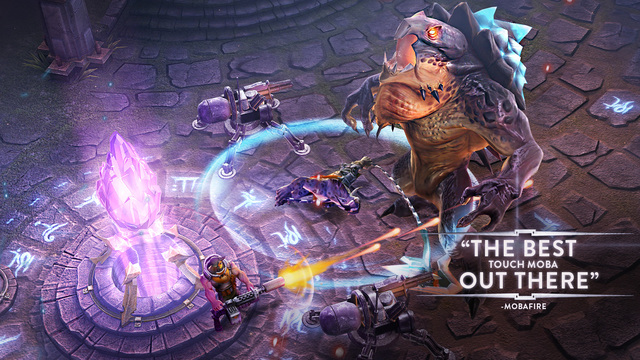 Vainglory Apk Data Android Free Download