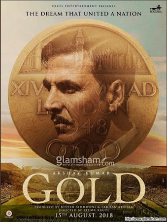 Gold (2018) Movie Poster
