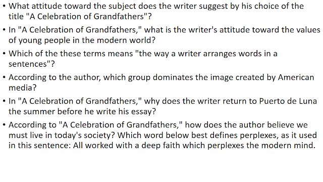 a celebration of grandfathers analysis Here you can find highly skilled writers that will complete your essay for prices you can afford a celebration of grandfathers essay analysis thomas.
