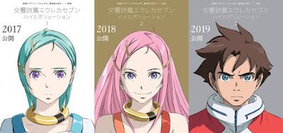 Koukyoushihen Eureka Seven HI-EVOLUTION
