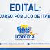 Abertas inscrições para concurso público da Prefeitura de Itarema
