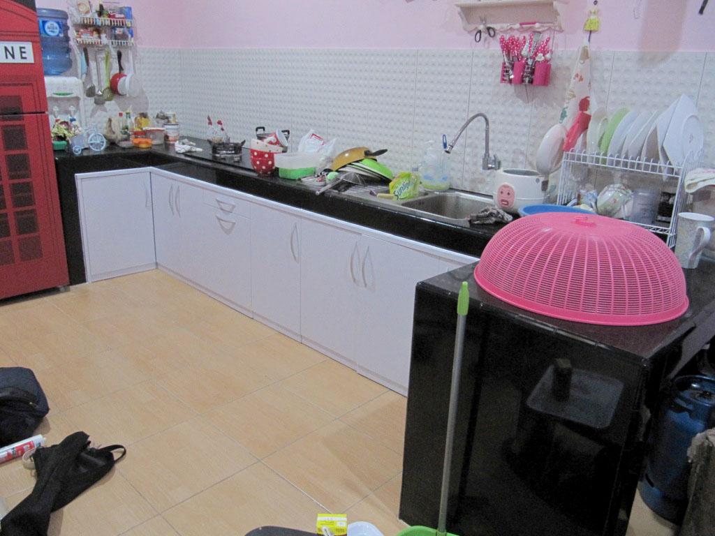 Meja Dapur Keramik Kitchen Set Semarang