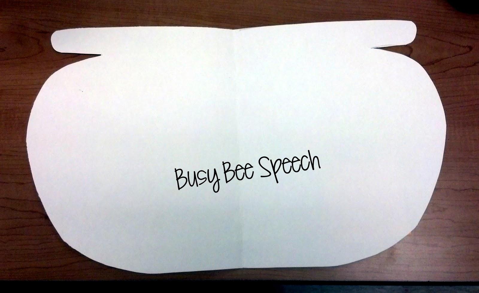 Busy Bee Speech Suessy Fun In My Speech Room