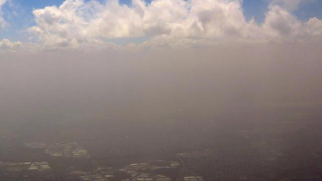 Πυκνη αμμοθύελλα στο Σίδνεϊ κάλυψε τα πάντα (βίντεο)