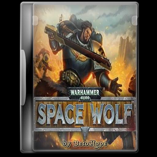 Warhammer 40000 Space Wolf Full Español