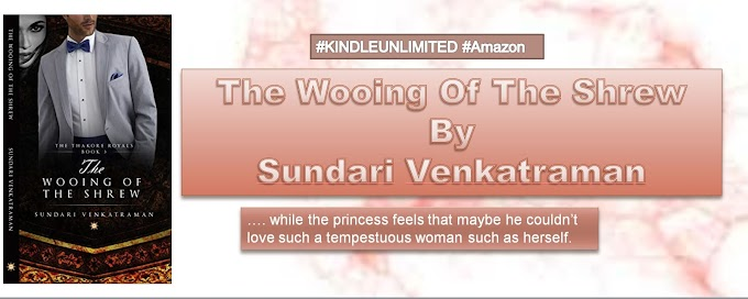 Book Spotlight: The Wooing of the Shrew by Sundari Venkatraman