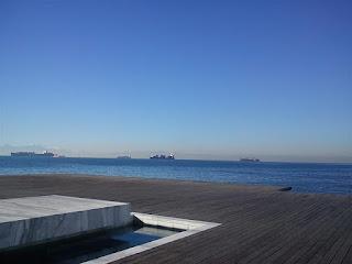 πλοίο με τους 410 τόνους εκρηκτικών