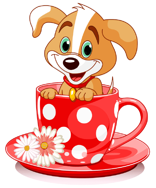 Coffee Cup Pup