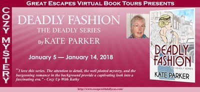 Upcoming Blog Tour 1/8/18