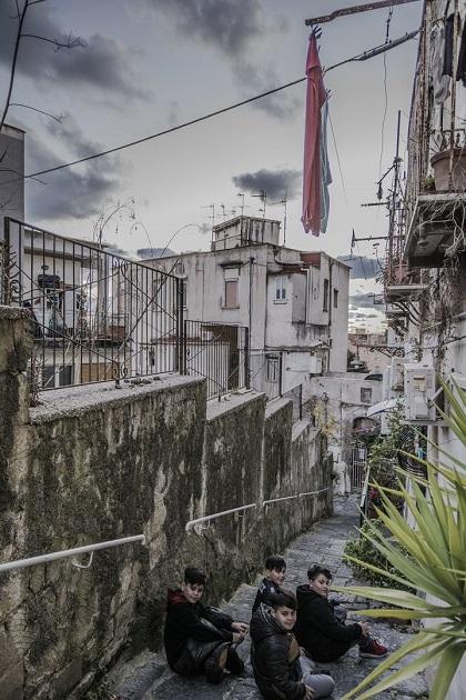 Foto por Salvatore Maiorano - Napoli.