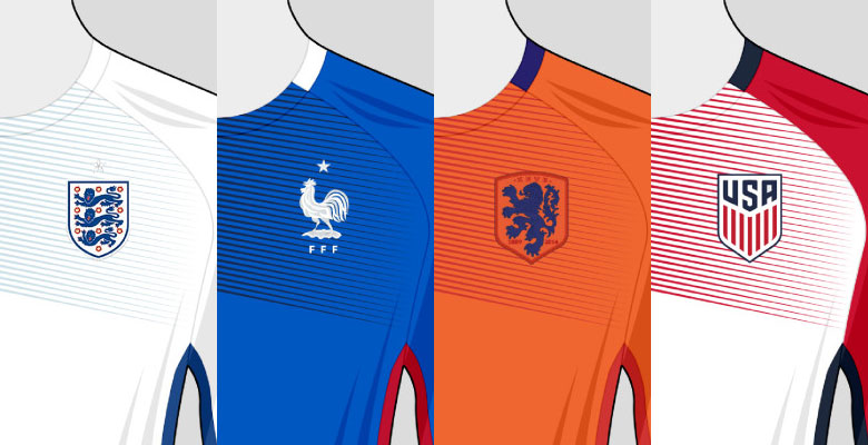 Nike Euro 2016 Kit Concepts