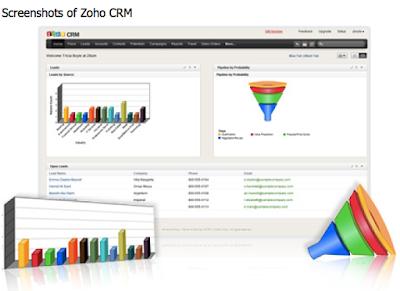 Zoho CRM 5.0 Latest 2016