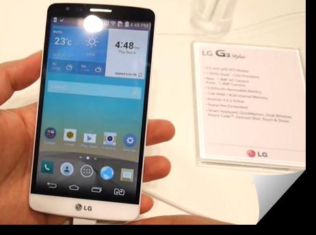 Cara Ampuh Flash LG G3 Stylus 100 Work