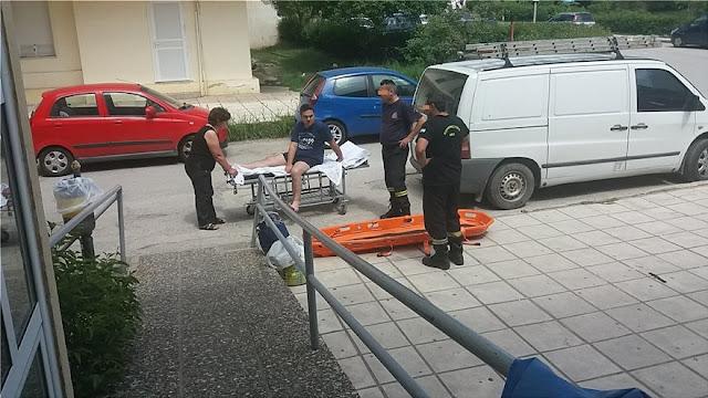 Ενημέρωση από το ΕΚΑΒ για το περιστατικό στο Γενικό Νοσοκομείο Κιλκίς